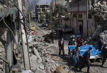 AS selidiki serangan udara mematikan di Mosul Irak