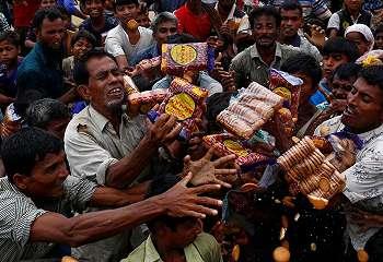 Bangladesh hadapi tantangan besar tangani Rohingya, bantuan Indonesia sudah sampai