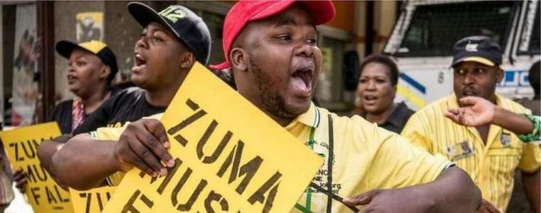 Partai berkuasa minta Zuma lengser, tapi presiden ingin tetap berkuasa: apa yang akan terjadi di Afrika Selatan?