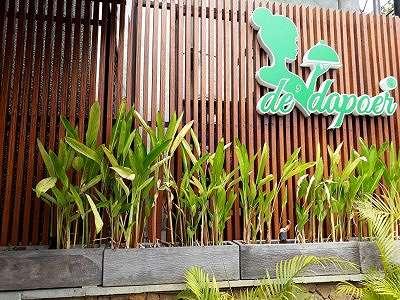 De'Dapoer Kuta, Resto Bersertifikat Halal di Bali