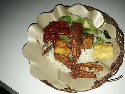 Sambal Ranti untuk yang Penasaran Nasi Tempong