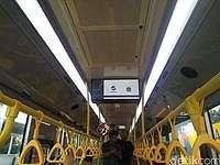 Pakai Bahan Aluminium, Ini Kelebihan Armada Baru Bus TransJakarta