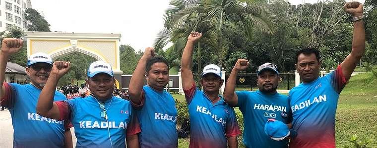 Politisi Malaysia Anwar Ibrahim Bebas dari Penjara