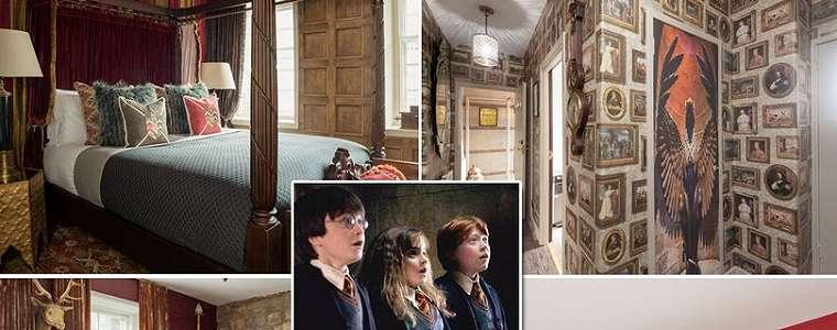 Unik, Apartemen Ini Suguhkan Dunia Harry Potter