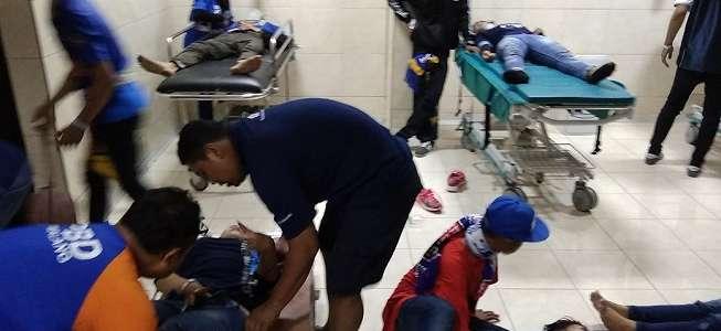 Kondisi Terkini Korban Kericuhan di Laga Arema FC Vs Persib