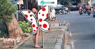 Dinar Candy Tepati Janjinya Turun ke Jalan Pakai B1k1n1