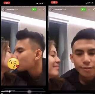 Heboh video mesra mirip Adhisty Zara & Niko mantan suami Rachel Vennya