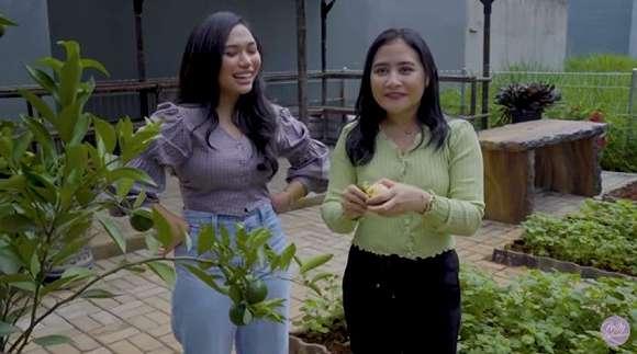 Demi Film, Bobot Badan Prilly Latuconsina Dipaksa Turun Naik